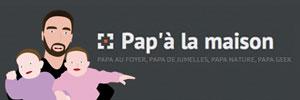 Papa à la maison, le blog d'un papa au foyer !