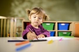 Du dessin à l'écriture : expressions d'enfants