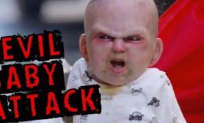 Caméra cachée : Devil baby dans les rues de New York