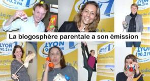 Une nouvelle émission de radio pour les parents !