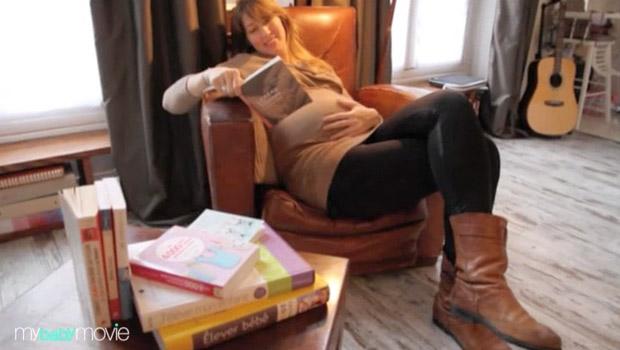 Le film de votre grossesse avec Mybabymovies