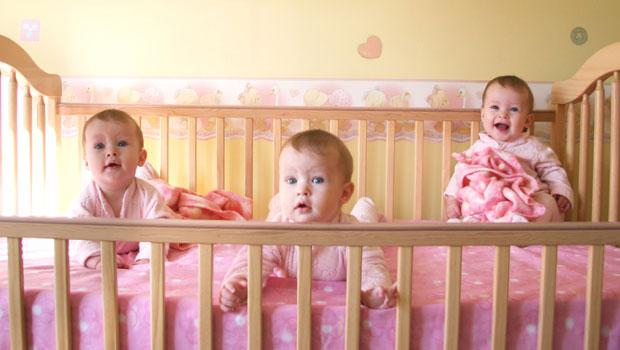 Grossesse multiple : Vous avez des triplées ! Blog de maman