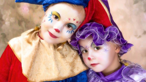 Maquillage pour les enfants, les dangers masqués