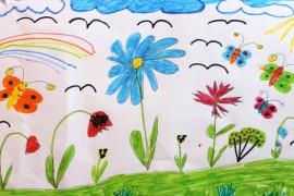 Que faire de tous ses dessins d'enfant ?