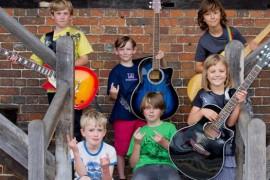 TheMiniBand, les petits hardrockers anglais