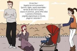 Juliette Merris : Il me manque quelqu'un – BD maternité