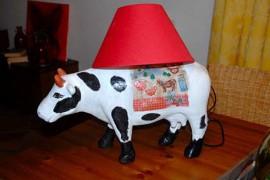 DIY une lampe pour la chambre de bébé