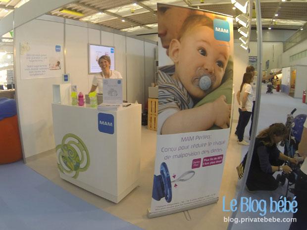 Salon bébé au Palexpo Génève 2014