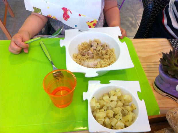 Gastro-mômes, boutique traiteur dédiée aux tout petits