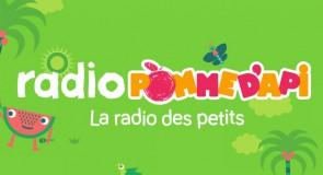 Radio Pomme d'Api, la web radio des petits à écouter