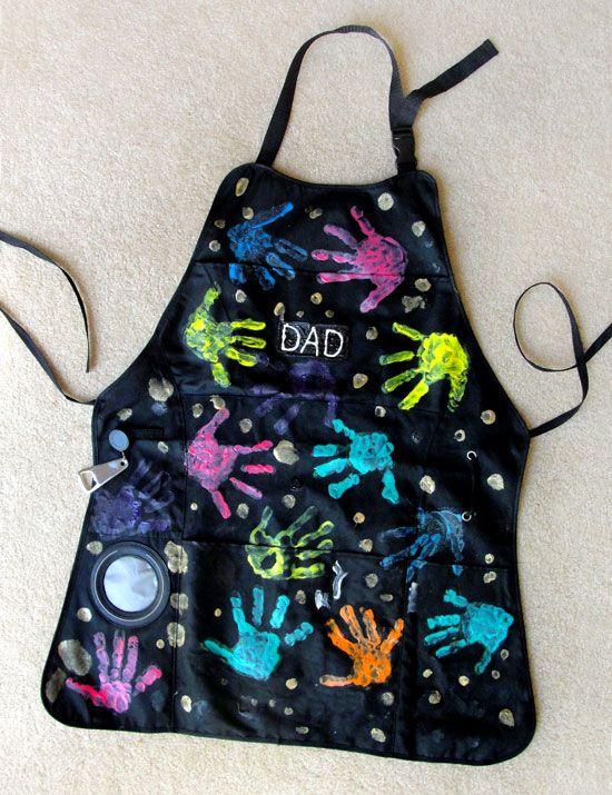 Papa aime cuisiner ? Voici une belle idée pour la fête des pères