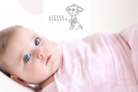Little Giraffe, la boutique des articles tout doux pour tout-petits
