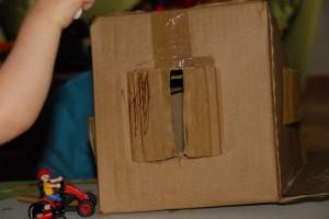 Fabriquer une belle maison en carton