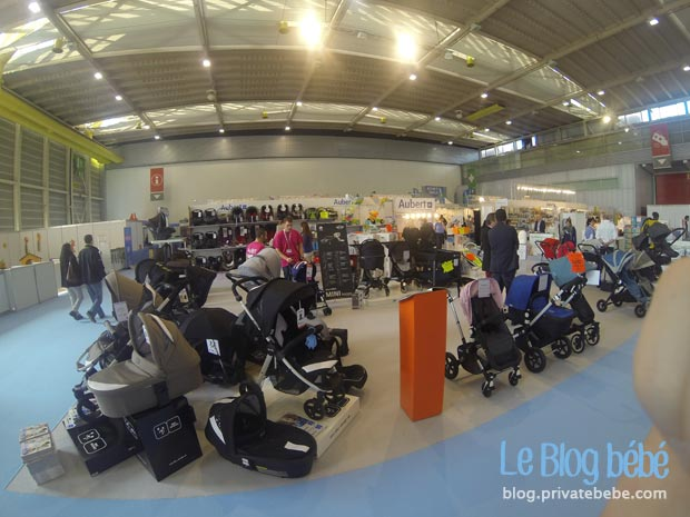 Salon bébé et kids expo à travers le monde