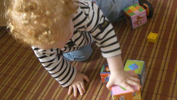 20 activités à faire avec un bébé de moins d'un an