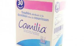 Camilia Boiron – Homéopathie pour poussées dentaires