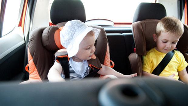 Taxi - Prendre le taxi avec bébé ou son enfant en sécurité