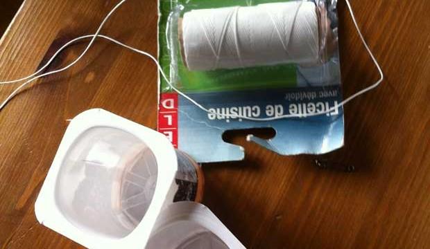 telephone pot de yaourts 4. Black Bedroom Furniture Sets. Home Design Ideas