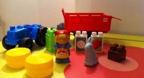 Ecoiffier, le Lego® Français et responsable