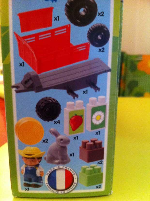 Écoiffier, le Lego® Français et responsable