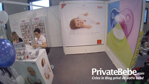 Bibi - Salon Baby Kid Planet : les exposants du salon bébé de Lausanne