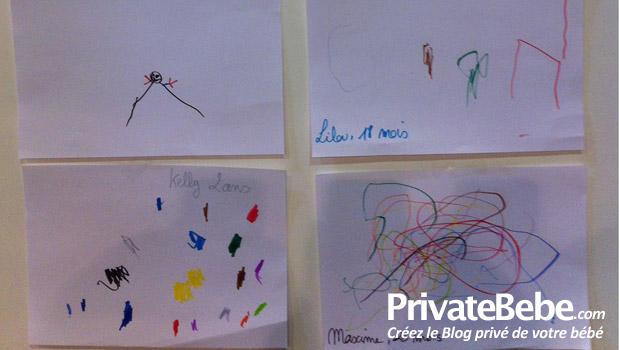Private Bébé était au salon bébé Lausanne