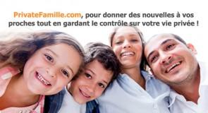 Private famille : créer le blog privé de sa famille