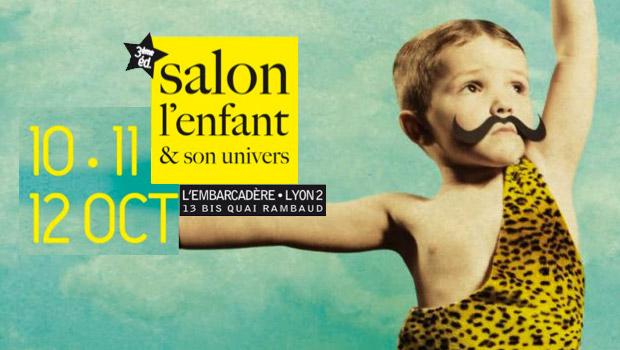 Salon enfant et son Univers à Lyon