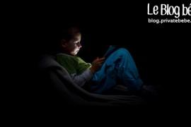 Les écrans, ennemis du sommeil de nos enfants