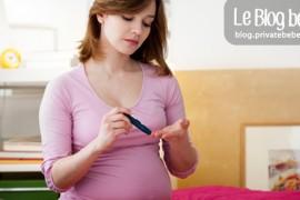 Le diabète gestationnel pendant la grossesse