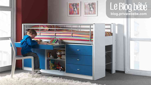 emob4kids des chambres bien pens es pour les enfants. Black Bedroom Furniture Sets. Home Design Ideas