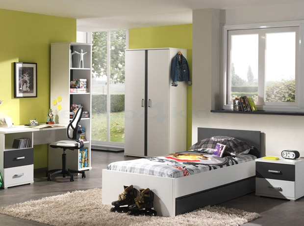 Emob4kids, chambre pour enfants