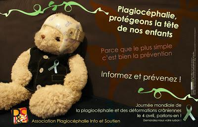 Journée mondiale de la plagiocéphalie