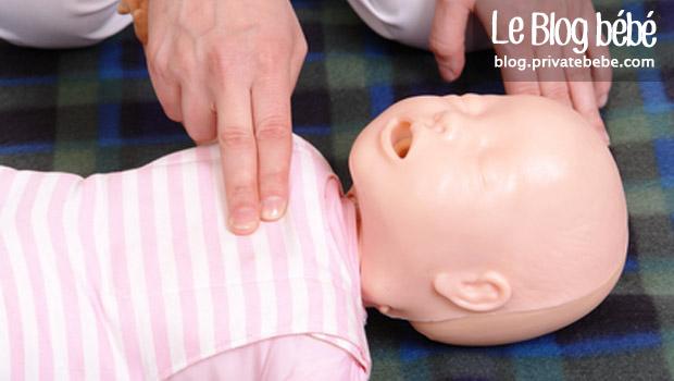 Formation des premiers secours pour les parents