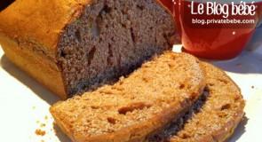 Pain d'épices maison pour le goûter et le petit déjeuner