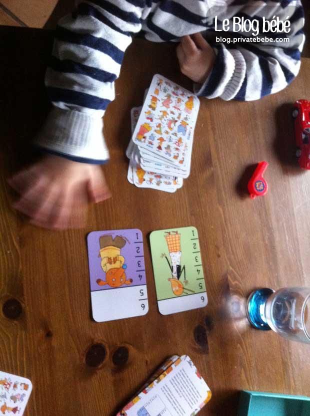 Test et avis : Bata-waf le jeu de bataille pour les tout-petits