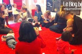 Le kiddie club, s'amuser et s'éveiller en anglais et en français