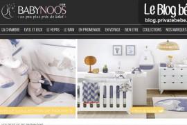 Babynoos : boutique bébé chic et tendance