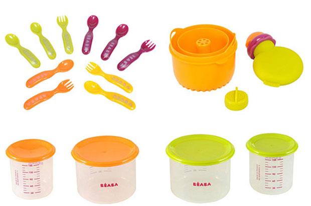 De nombreux accessoires sont disponibles pour votre Babycook
