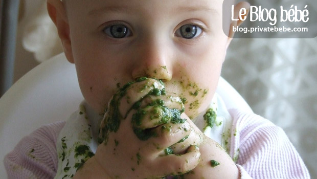 Education nutritionnelle : A 18 mois, son système digestif est prêt à digérer les légumes secs.