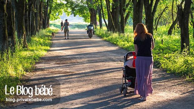 Avant de choisir le bon modèle, pensez à toutes les éventualités, comme par exemple les promenades sur des chemins caillouteux...