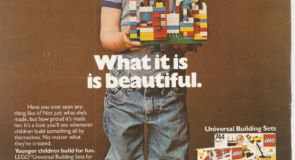 Les Lego, avant et maintenant, ça donne quoi ?