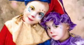 Maquillage pour enfants, les dangers démasqués