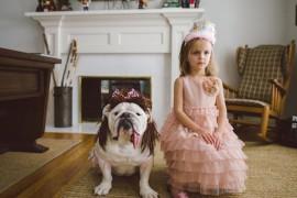 Animaux domestiques et bébé, une vraie complicité