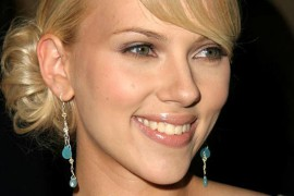Scarlett Johansson enceinte de son premier enfant