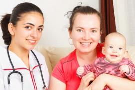 Visite postnatale, dernière étape du suivi de grossesse