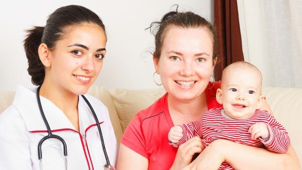 La visite postnatale, dernière étape du suivi de votre grossesse