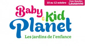 Le salon Baby & Kid Planet de Lausanne 2014