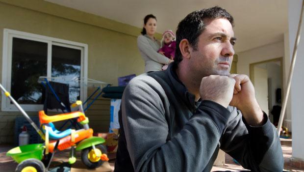 La dépression périnatale touche également les pères