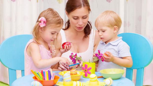 Mère au foyer, un travail à part entière